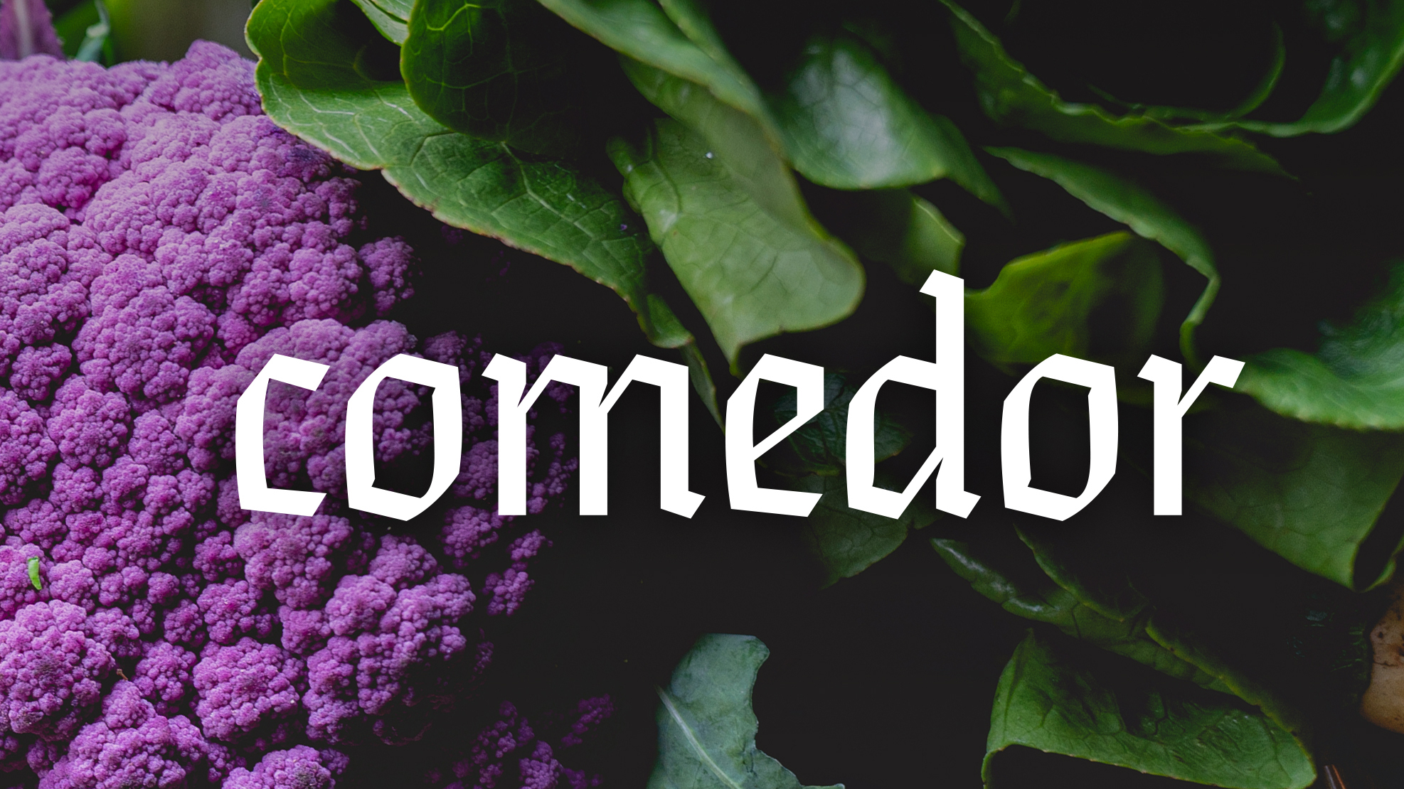 COMEDOR – THOSE WHO KNOW, THEY KNOW!